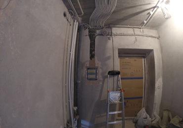 Монтаж проводки на коммерческом объекте
