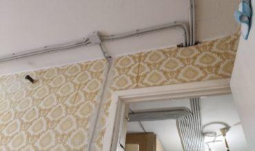 Замена электропроводки в квартире по улице Приборостроителей